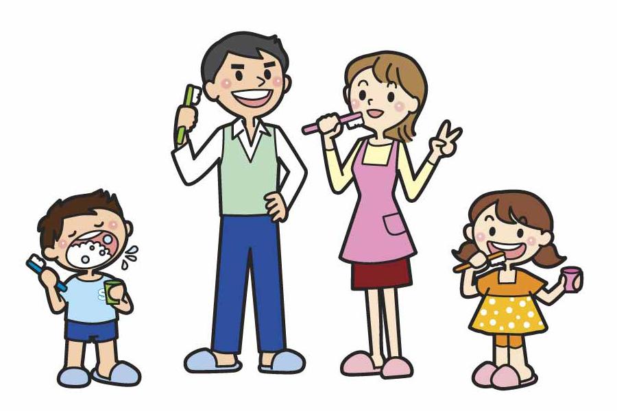 sato dental family キャラクター